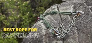 Best Rope for Rappelling
