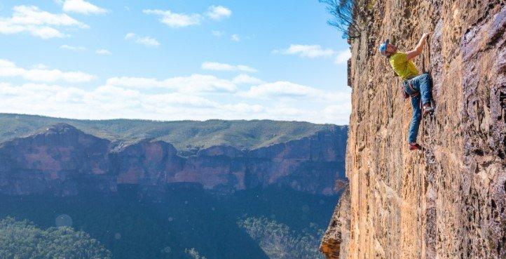 Central Region Rock Climbing