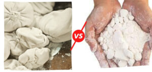 Chalk Ball vs Loose Chalk