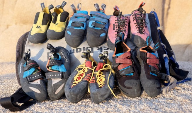 Choose The Best Climbing Shoes