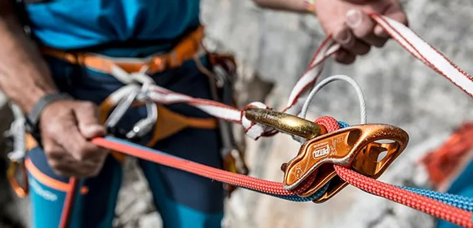 Climbing Rappelling Harness
