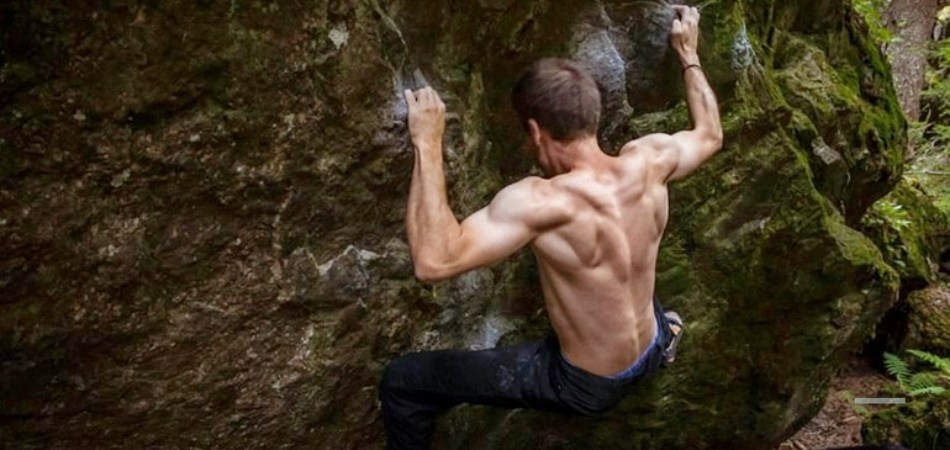 Does Rock Climbing Build Muscle