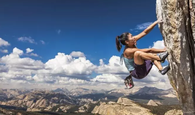 How Do I Calculate the Calories Burned While Rock Climbing