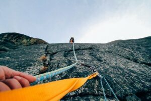 How Many Calories Do You Burn Rock Climbing