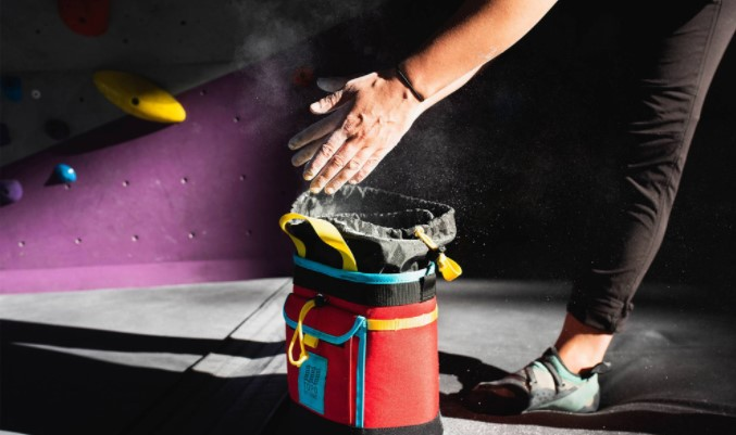 How To Prevent Your Climbing Chalk From Going Bad