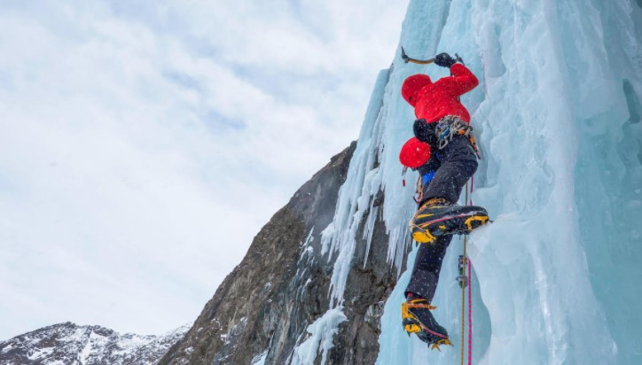Ice Climbing Pants