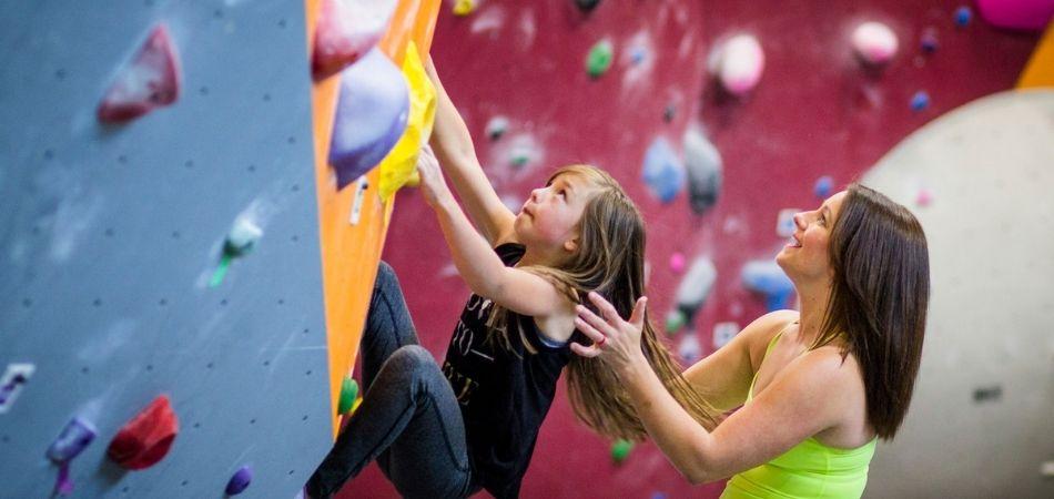 Kids Rock Climbing Gloves