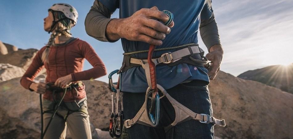 Mountaineering Harness vs. Climbing Harness