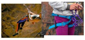 Rappelling Harness Vs Climbing Harness