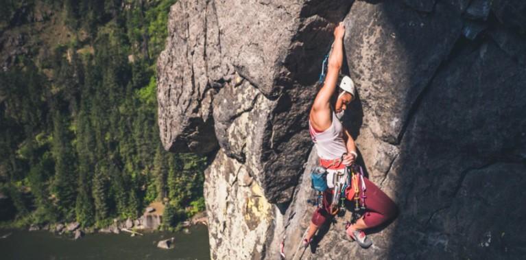 Rock Climbing A Full Body Workout