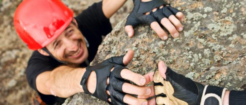 Rock Climbing Gloves for Sweaty Hands