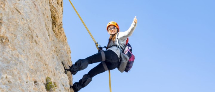 Rope for Rappelling