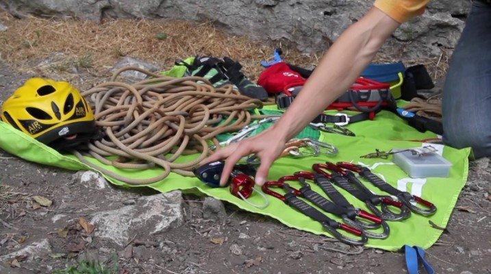 Sport Climbing Gear