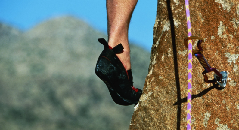 Tips on How to Make Climbing Shoes Sticky Again
