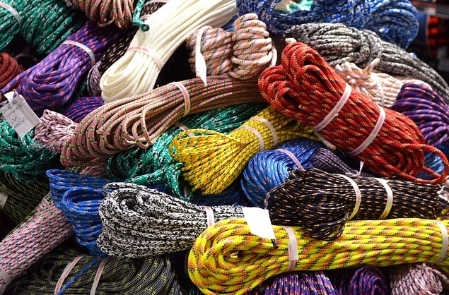 Types of Climbing Rope