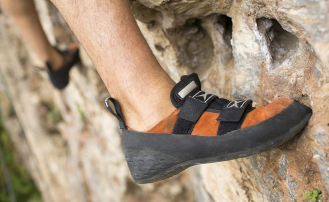 What are Climbing Shoes
