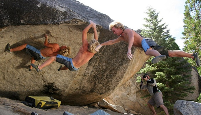 What is Dynamic Climbing