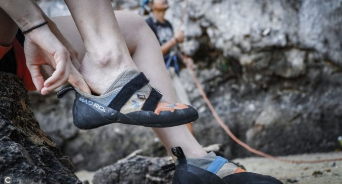 When Do I Need To Wear Socks With My Climbing Shoes