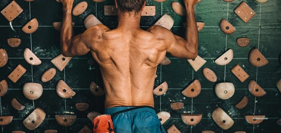 Which Muscles Does Rock Climbing Develop