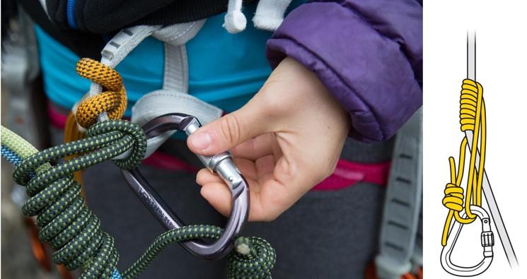 choosing climbing rope