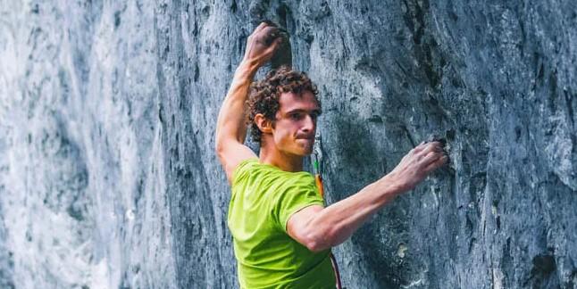 Adam Ondra climber