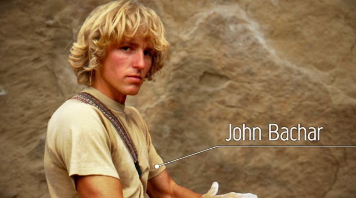 John Bachar climber