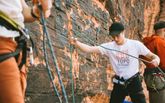 Right Way to Cut Your Climbing Rope