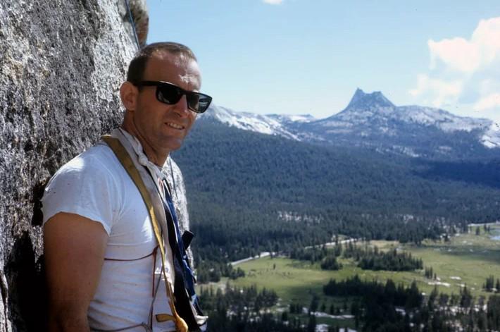 Royal Robbins climber
