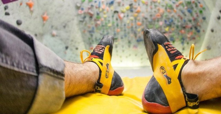 Stretching Your Climbing Shoes