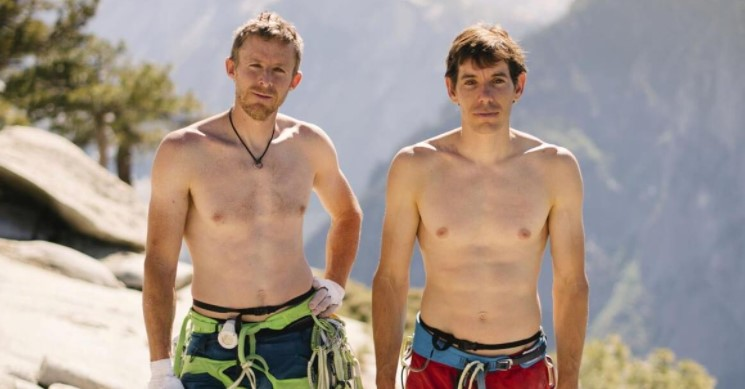 Tommy Caldwell climber