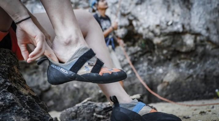 When You Should Get Climbing Shoes