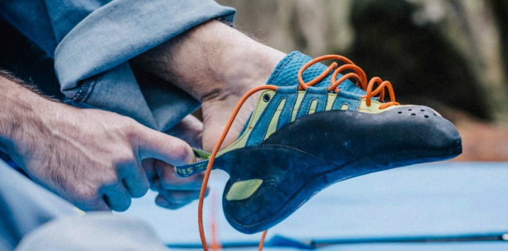 Why Wearing Climbing Shoes