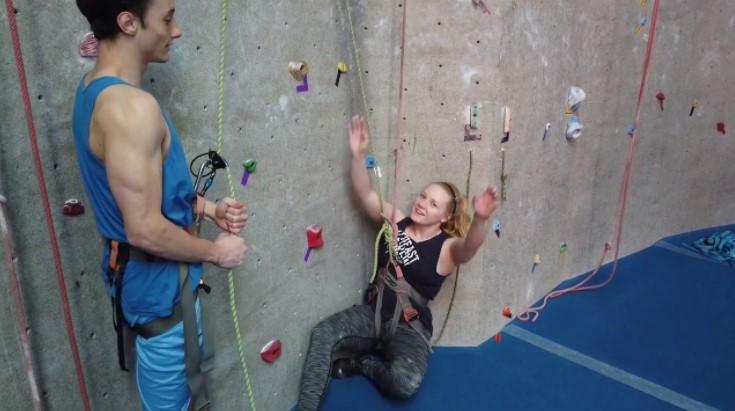 climbing Decking
